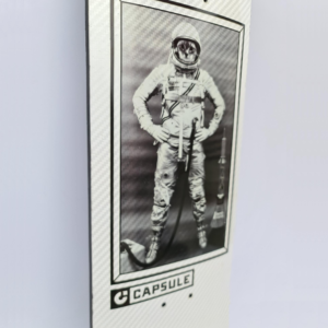 Capsule Skateboards - Space Cat