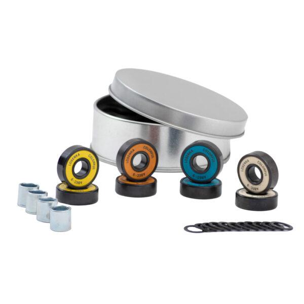 Capsule Skateboards - Abec 9 Bearings