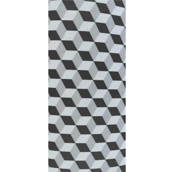 Cubes B&W Griptape